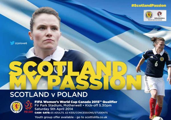 Scotland v Poland