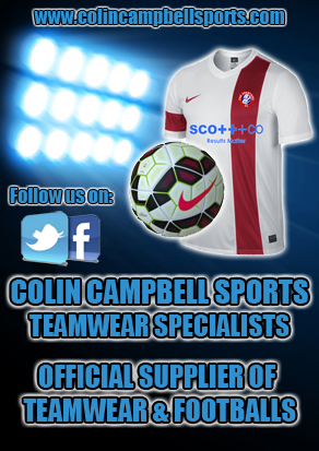Colin Campbell Ball Sponsor