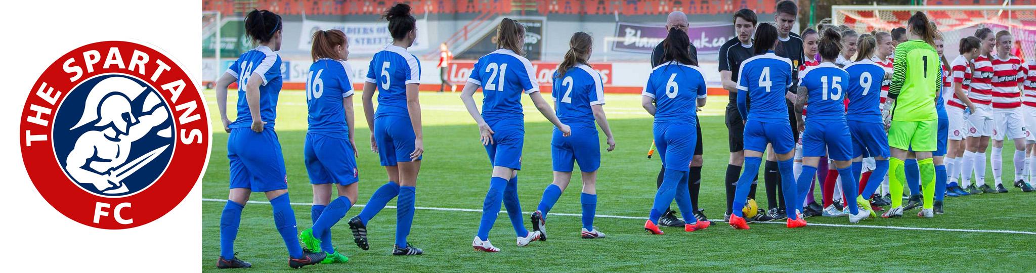 Spartans FC - Scottish Womens Premier League Team based in Edinburgh 3a8727f0d