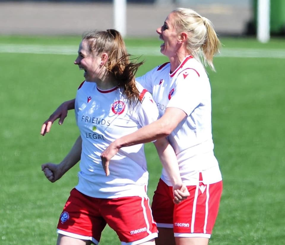 Match Report: Sarah's sizzler sends Spartans to Well win